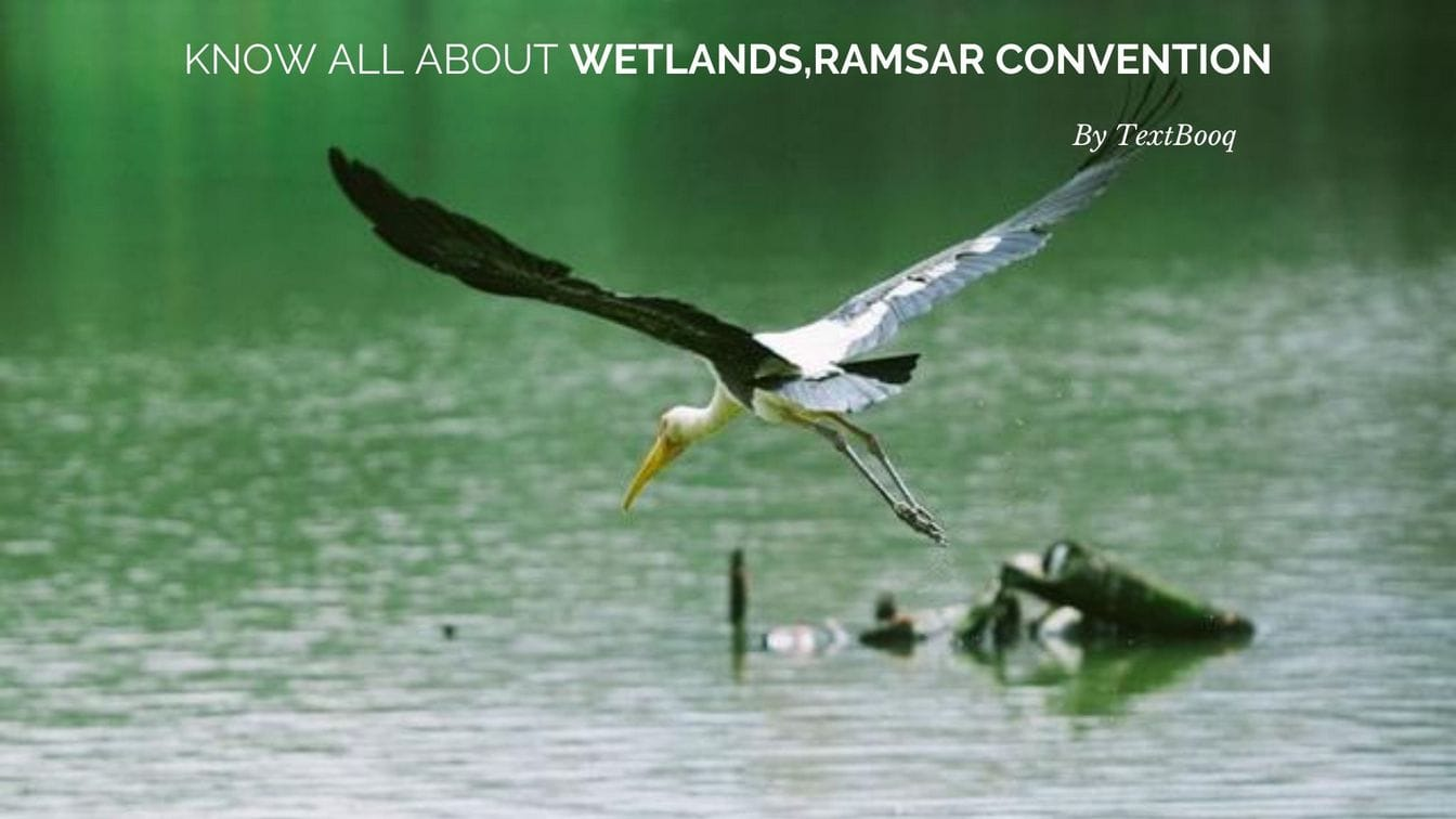 Know All About Wetlands,Ramsar Convention