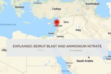 Explained Beirut Blast and ammonium nitrate