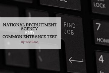 National Recruitment Agency and Common Entrance Test