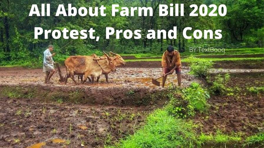 All About Farm Bill 2020 Protest, Pros and Cons