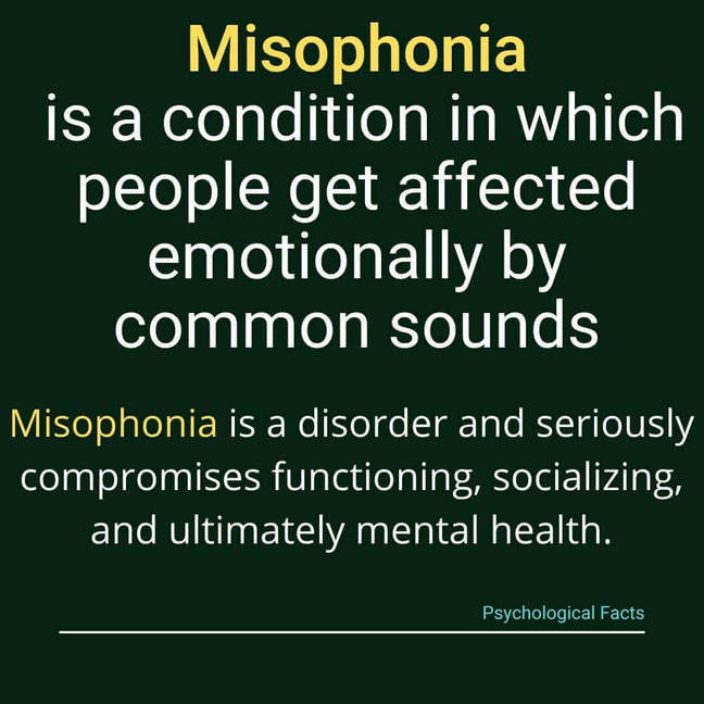 Psychological Facts Misophonia