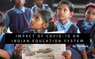 Impact of COVID-19 on Indian Education System Challenges to overcome